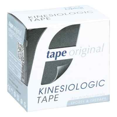 Kinesio Tape Original schwarz Kinesiologic  bei Apotheke.de bestellen