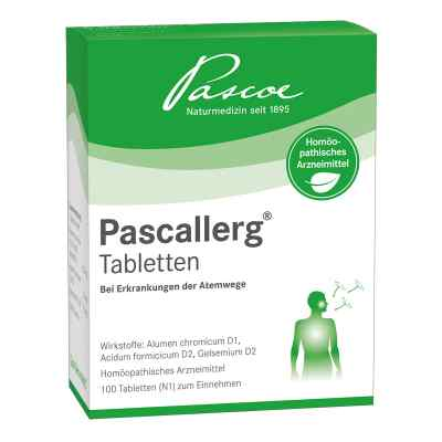 Pascallerg Tabletten  bei Apotheke.de bestellen