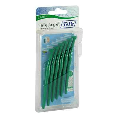 Tepe Angle Interdentalbürste 0,8 mm grün  bei Apotheke.de bestellen