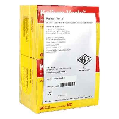 Kalium Verla Granulat Beutel   bei Apotheke.de bestellen
