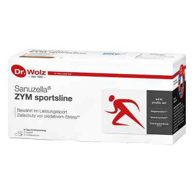 Sanuzella Zym Trinkampullen  bei Apotheke.de bestellen