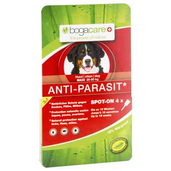 Bogacare Anti-parasit Spot-on Hund gross