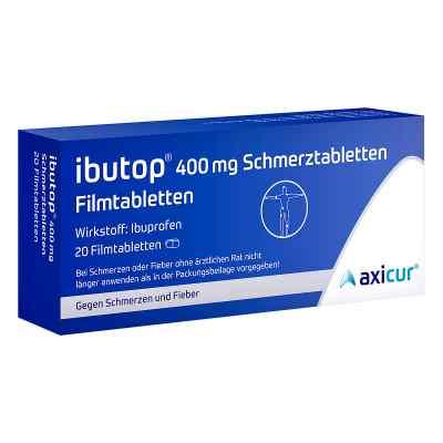 Ibutop 400mg Schmerztabletten  bei Apotheke.de bestellen