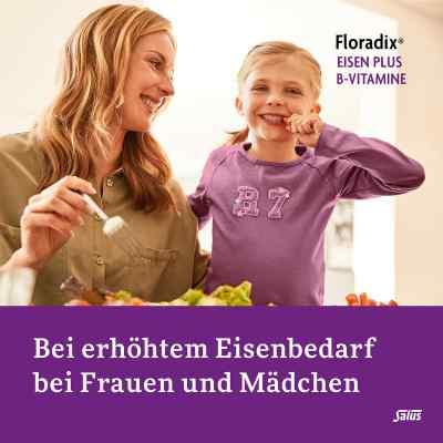 Floradix Eisen plus B Vitamine Kapseln  bei Apotheke.de bestellen