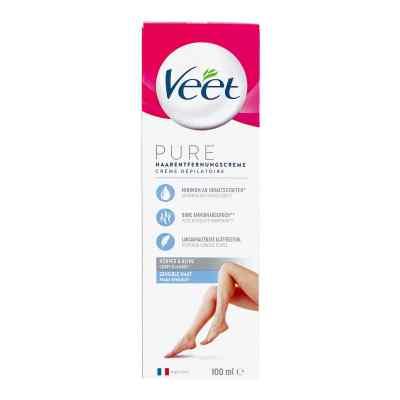 Veet Haarentfernungscreme Sensitive  bei Apotheke.de bestellen