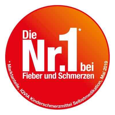 Nurofen Junior Fieber- und Schmerzsaft Orange 40mg/ml  bei Apotheke.de bestellen
