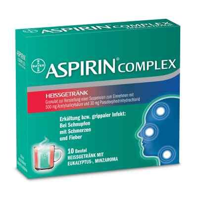 ASPIRIN COMPLEX HEISSGETRÄNK  bei Apotheke.de bestellen