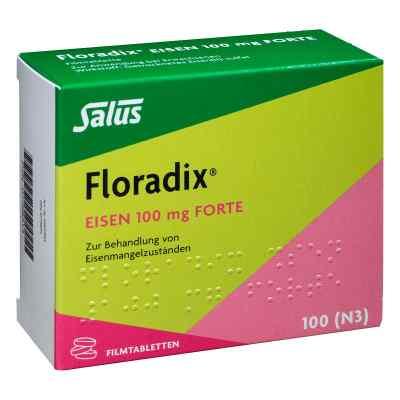 Floradix Eisen 100mg forte  bei Apotheke.de bestellen