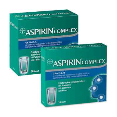 Aspirin Complex Granulat Sparpaket  bei Apotheke.de bestellen