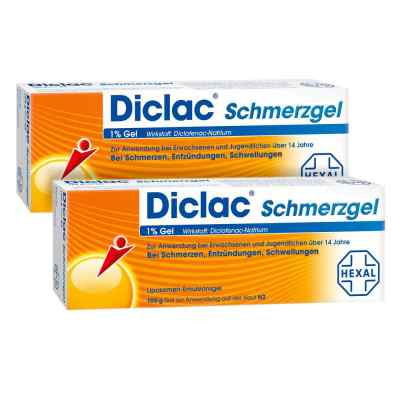 Diclac Schmerzgel 1%   bei Apotheke.de bestellen