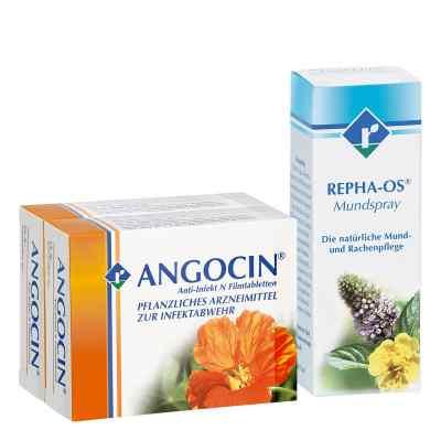 Repha Os Mundspray  Angocin Anti-Infekt N - Set  bei Apotheke.de bestellen