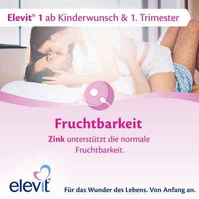 Elevit 1 Kinderwunsch Schwangerschaft Tabletten  bei Apotheke.de bestellen