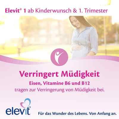 Elevit 1 und 2 Schwangerschaft  bei Apotheke.de bestellen