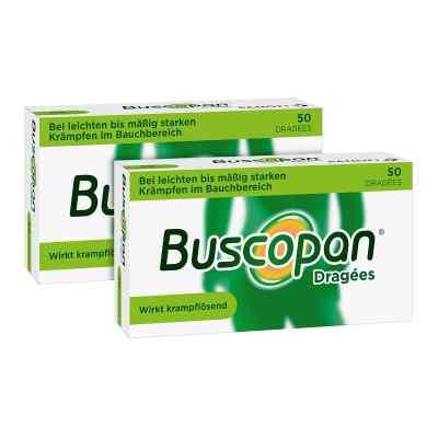Buscopan Dragees Doppelpack  bei Apotheke.de bestellen