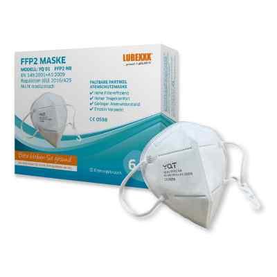 FFP2 Gesichtsmasken LUBEXXX  bei Apotheke.de bestellen