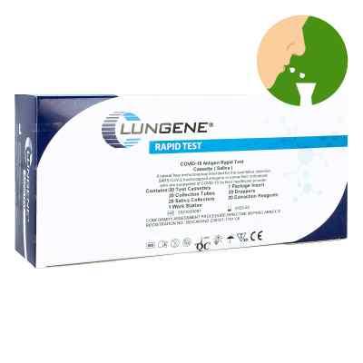 Clungene Covid-19 Antigen Schnelltest  bei Apotheke.de bestellen