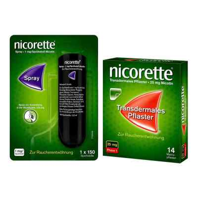 Nicorette Kombi-Therapie  bei Apotheke.de bestellen