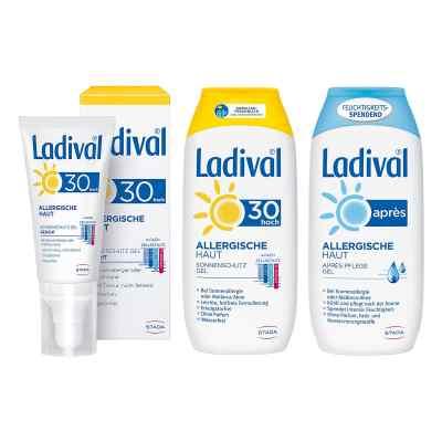 Ladival Paket allergische Haut  bei Apotheke.de bestellen