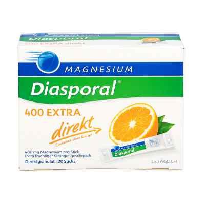 Magnesium Diasporal 400 Extra direkt Granulat  bei Apotheke.de bestellen