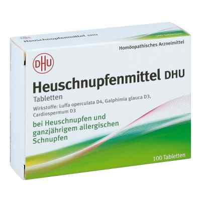 Heuschnupfenmittel Dhu Tabletten  bei Apotheke.de bestellen