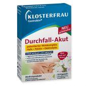 Klosterfrau Gastrobin Durchfall-akut Kapseln