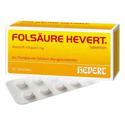 Folsäure Hevert Tabletten  bei Apotheke.de bestellen