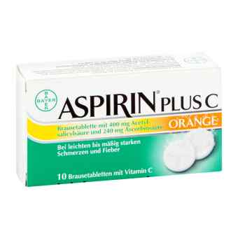 Aspirin Plus C Orange bei Apotheke.de bestellen