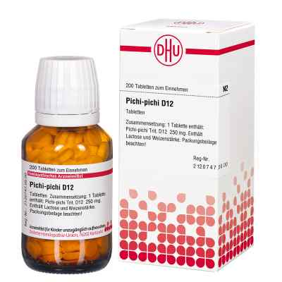Pichi Pichi D12 Tabletten  bei Apotheke.de bestellen