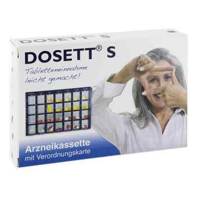Dosett S Arzneikassette blau 11782  bei Apotheke.de bestellen