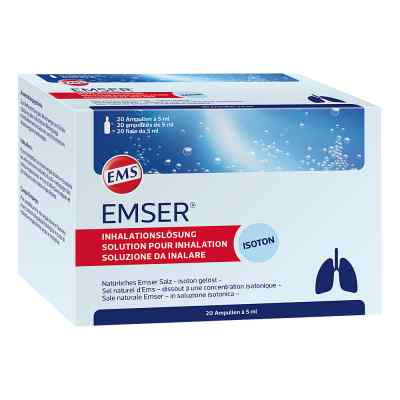 Emser Inh. Lösung  Inhalationsampullen  bei Apotheke.de bestellen