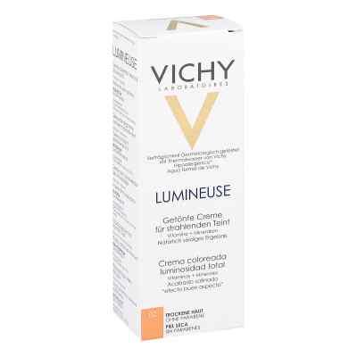 Vichy Lumineuse Satinee peche für  trockene Haut Cr.  bei Apotheke.de bestellen