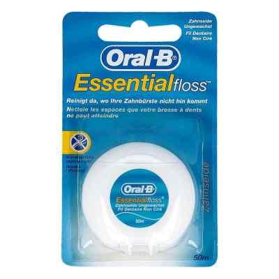 Oral B Zahnseide Essential Floss ungewachst  bei Apotheke.de bestellen