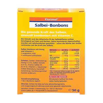Florimel Salbeibonbons mit Vitaminen C  bei Apotheke.de bestellen
