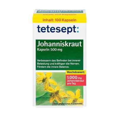 Tetesept Johanniskraut 500mg  bei Apotheke.de bestellen