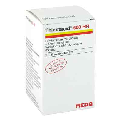 Thioctacid 600 HR  bei Apotheke.de bestellen