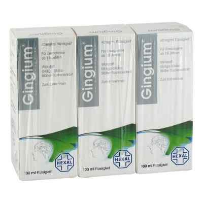 Gingium 40mg/ml bei Apotheke.de bestellen