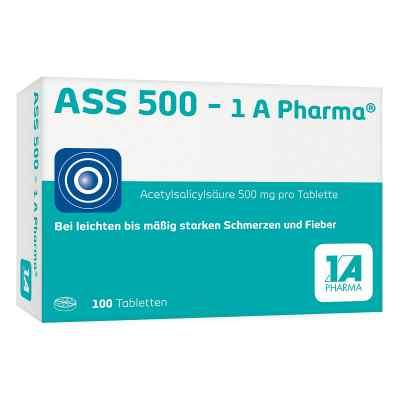 ASS 500-1A Pharma  bei Apotheke.de bestellen