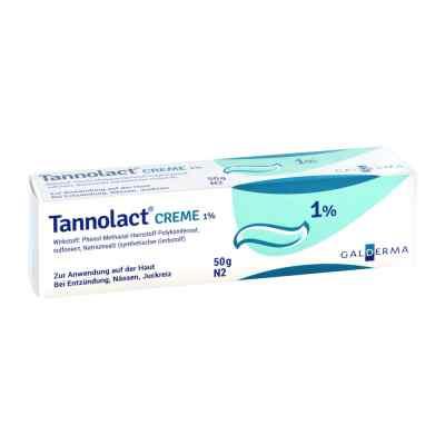 Tannolact Creme 1%  bei Apotheke.de bestellen