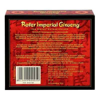 Roter Imperial Ginseng Extraktpulver  bei Apotheke.de bestellen