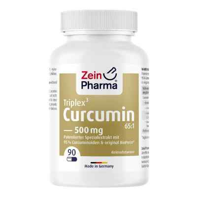 Curcumin-triplex3 500 mg/Kap.95% Curcumin+bioperin  bei Apotheke.de bestellen