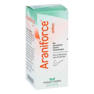 Araniforce arthro Tropfen zum Einnehmen  bei Apotheke.de bestellen