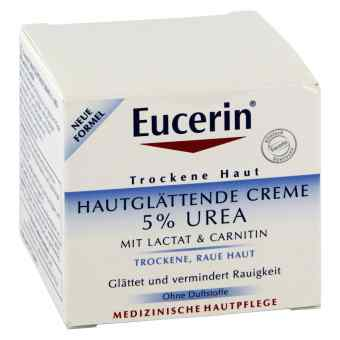Eucerin Th 5% Urea Creme