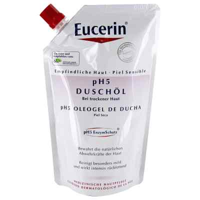 Eucerin pH5 Creme Duschöl Nachfüllpackung b.  bei Apotheke.de bestellen