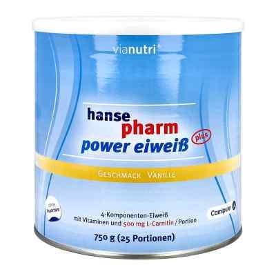 Hansepharm Power Eiweiss plus Vanille Pulver  bei Apotheke.de bestellen