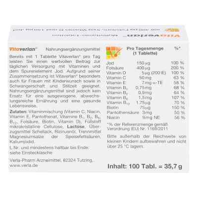 Vitaverlan Tabletten  bei Apotheke.de bestellen