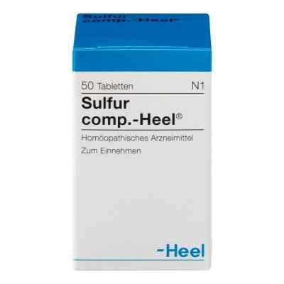 Sulfur Comp.heel Tabletten  bei Apotheke.de bestellen