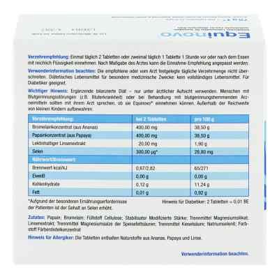 Equinovo Tabletten  bei Apotheke.de bestellen
