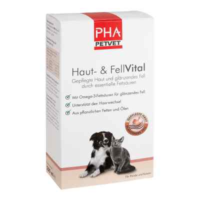 Pha Haut- und Fellvital für Hunde flüssig  bei Apotheke.de bestellen