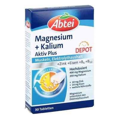 Abtei Magnesium+kalium Depot Tabletten  bei Apotheke.de bestellen
