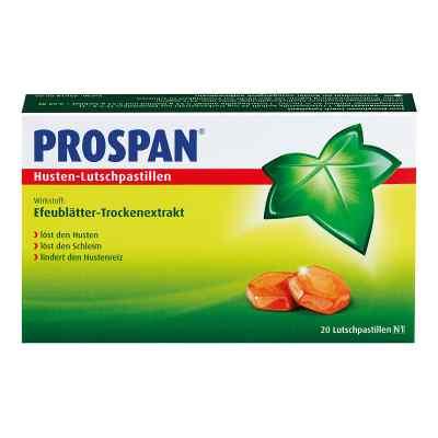 Prospan Husten-Lutschpastillen  bei Apotheke.de bestellen